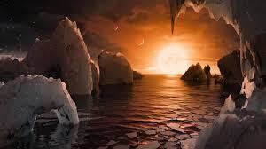 La NASA anuncia un descubrimiento histórico: 7 planetas similares ...