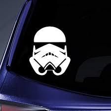 Car Truck Decals Stickers Star Wars Storm Trooper 5x5 Cool Car Window Vinyl Decal Sticker Choose Color Labbo Com Br
