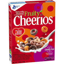 fruity cheerios gluten free oat