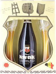 gift pack kwak 2 the best beer