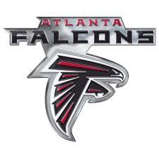 Atlanta Falcons Nfl Football Logo Car Bumper Sticker Decal 9 12 Or 14