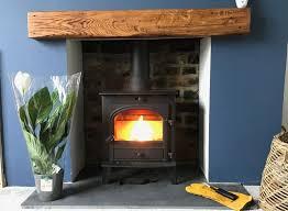 oak wood fireplace mantels