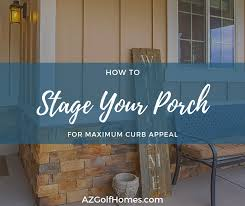 front porch for maximum curb appeal