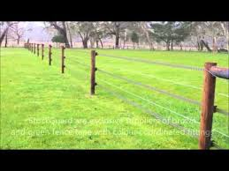 The Safest Electric Fencing For Your Horses Stockguard Youtube