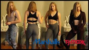inexpensive workout clothes t j ma