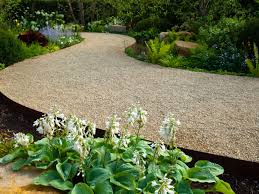 install a decomposed granite pathway