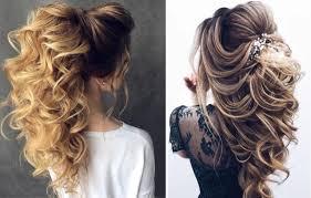 تسريحات شعر طويل