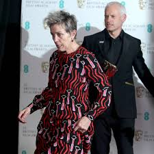 Frances McDormand on not wearing all-black to BAFTAs: 'I don't follow  rules'