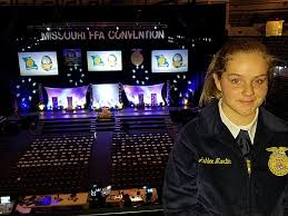 Martin Selected as National FFA Talent Performer at National Expo