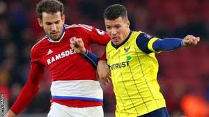 Marvin Johnson: Middlesbrough sign Oxford United winger on three ...