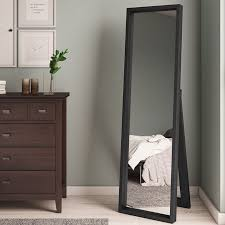 home contemporary full length mirrors
