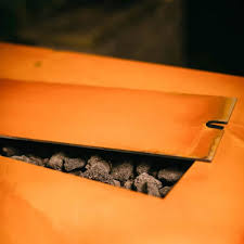 alpine linear gas fire pit fire pit