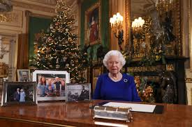 Queens Christmas Speech