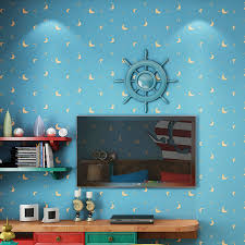 Moon And Star Wall Stickers Room Decor Decal For Kids Bedroom Decoration