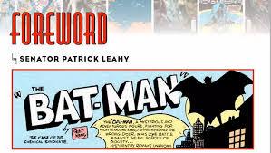 Sen. Patrick Leahy was in 5 Batman ...