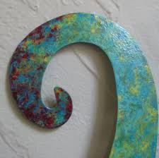 octopus wall sculpture ocean wall decor