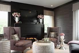 5 black wall design ideas decorating