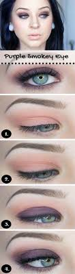 simple makeup ideas for blue eyes cat