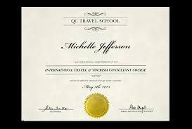qc makeup academy certificate