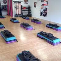 photos at push fitness studio