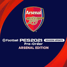 Pre-Order: eFootball PES 2021 SEASON UPDATE ARSENAL EDITION PS4 Price  History