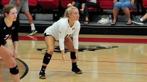 Anna Johnson - 2020 - Women's Volleyball - Maryville University Athletics
