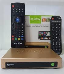 Android Tivi box Kiwi S1 New 2020 TẶNG Điều khiển Bay đã cập nhập HĐH  Android 5.0 hỗ trợ điều khiển giọng nói - Sản phẩm chính hãng - Android TV  Box,