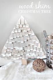 diy wood shim trees taryn whiteaker