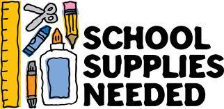 School Supply List - North Pike School District