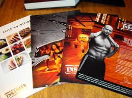 insanity workout nutrition guide part