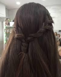 بالصور موديلات تسريحات شعر طويل مع الضفائر للوك استثنائي