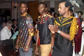 rwanda cultural fashion show