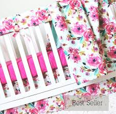 crib bedding baby girl nursery crib set