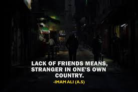 hazrat ali quotes about friendship that you must need to know
