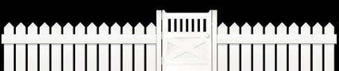 White Fence With Door Png Clipart Picture Gallery Yopriceville High Quality Images And Transparent Png Free Clipart