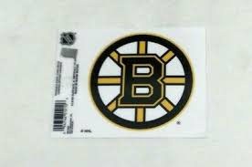 Boston Bruins Nhl Car Bumper Sticker Decal Id 13 Sizes