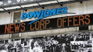 El Dow Jones alcanzó los 22.000 puntos por primera vez en su ...