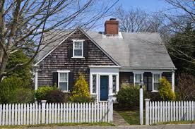 Cozy Cape Cod Cottage Premier Reverse Mortgage