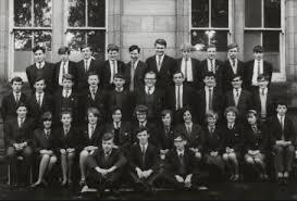 Class IVA Hamilton Academy 1964-65 Back... - Historic Hamilton | Facebook