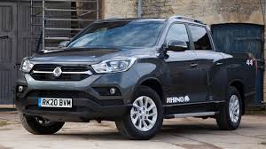 SsangYong updates Musso pick-up and adds new longbed version