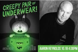 Aaron Reynolds 10.18   Volumes Bookcafe