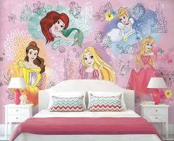 Disney Princess Peel And Stick Wall Mural Us Wall Decor