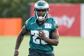 Eagles rookie Wendell Smallwood ready to rumble