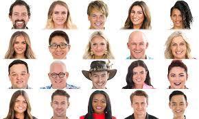 Big Brother Australia full line-up ...