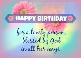 powerful religious happy birthday blessings wishes bayart