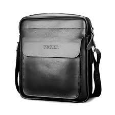 men s leather shoulder bags travel bag