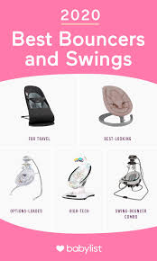 6 best baby bouncers and swings of 2020