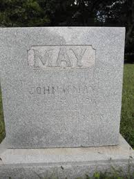 John Wesley May (1843-1926) - Find A Grave Memorial