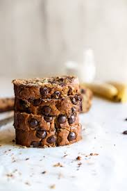 super moist chocolate chip banana bread