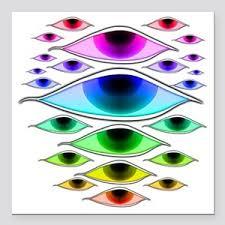 Eye Of Horus Car Accessories Cafepress
